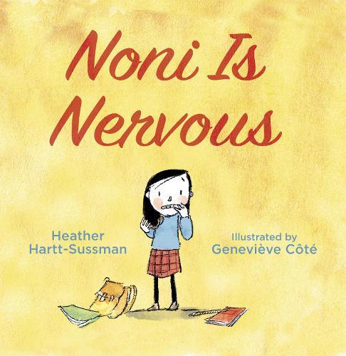 Noni Is Nervous (Hardback)