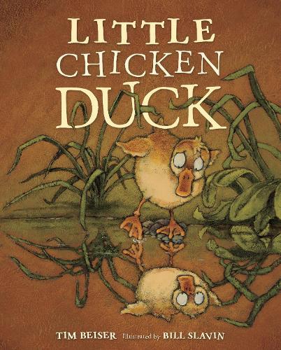 Little Chicken Duck (Hardback)