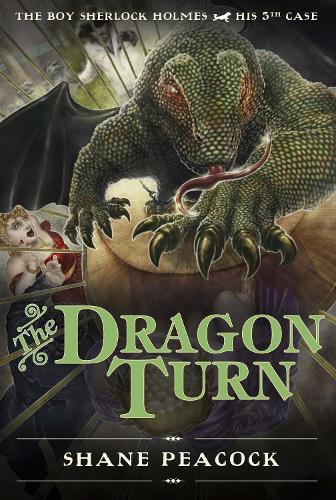 The Dragon Turn (Paperback)