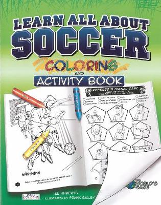 Learn All About Soccer: Color and Activity (Paperback)