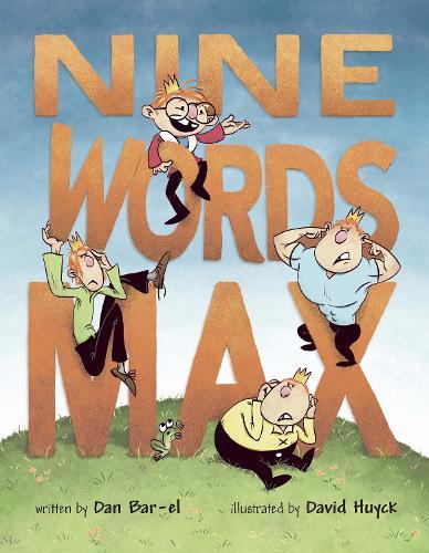 Nine Words Max (Hardback)