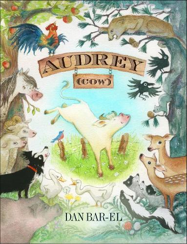 Audrey (cow) (Paperback)