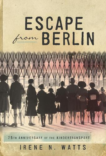 Escape From Berlin (Paperback)