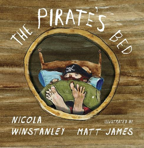 The Pirate's Bed (Hardback)