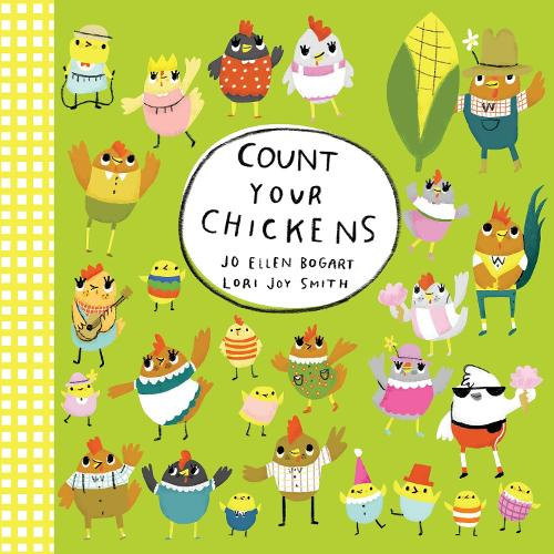 Count Your Chickens (Hardback)