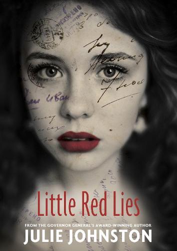 Little Red Lies (Paperback)