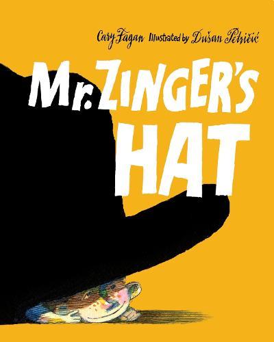 Mr. Zinger's Hat (Paperback)