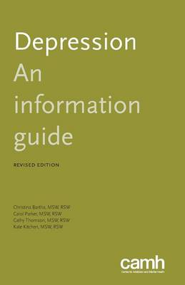 Depression: An Information Guide (Paperback)