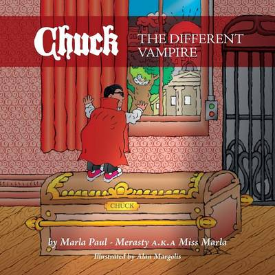 Chuck: The Different Vampire (Paperback)