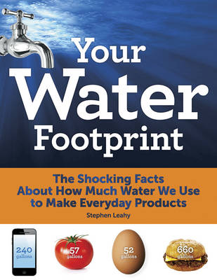Your Water Footprint: The Shocking Facts About How Much Water We Use to Make Everyday Products (Paperback)