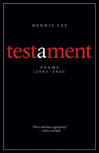 Testament (Paperback)