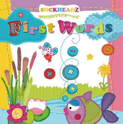 Sockheadz First Words (Board book)