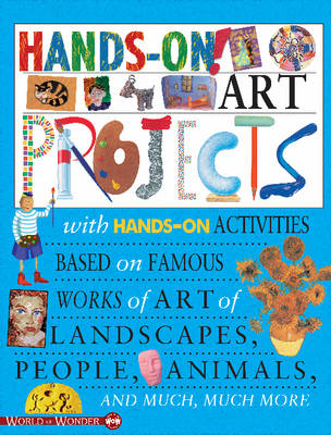 Hands on! Art Projects (Paperback)