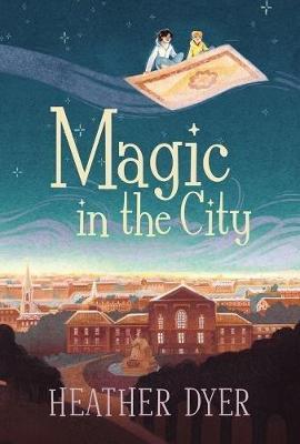 Magic In The City (Hardback)
