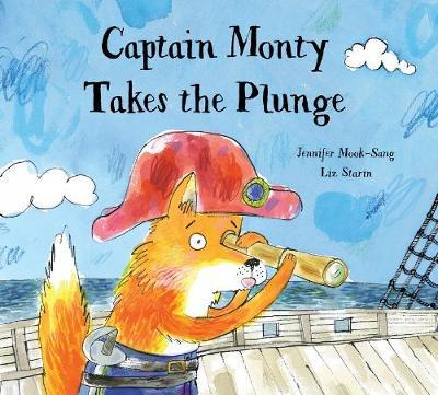Captain Monty Takes The Plunge (Hardback)