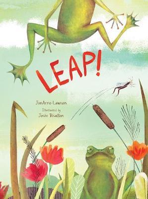 Leap! (Hardback)