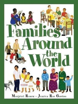 Families Around The World (Paperback)