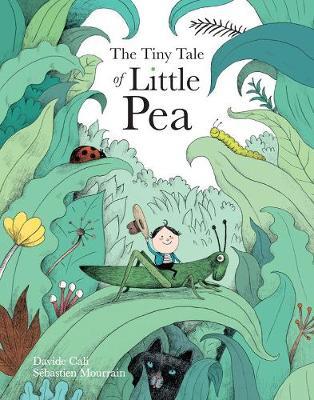 The Tiny Tale Of Little Pea (Hardback)