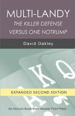 Multi-Landy Second Edition: The Killer Defense Versus One Notrump (Paperback)