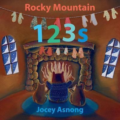 Rocky Mountain 123s (Board book)