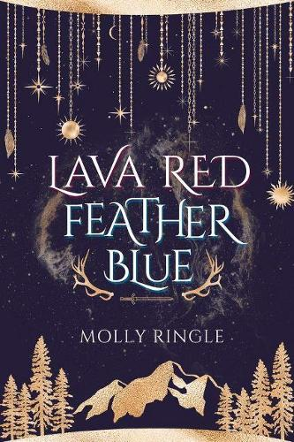 Lava Red Feather Blue (Paperback)