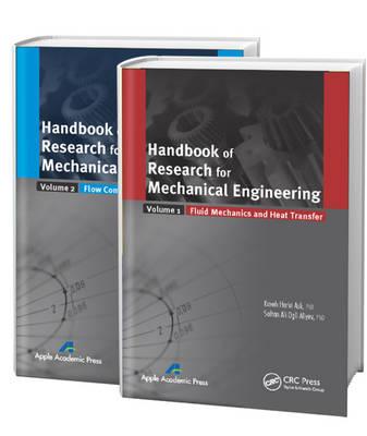 Handbook of Research for Mechanical Engineering - Two volume Set (Hardback)