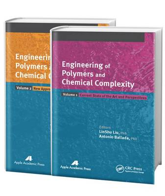 Engineering of Polymers and Chemical Complexity, Two-Volume Set (Hardback)