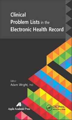 Clinical Problem Lists in the Electronic Health Record (Hardback)