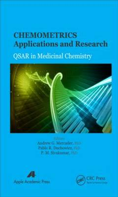 Chemometrics Applications and Research: QSAR in Medicinal Chemistry (Hardback)