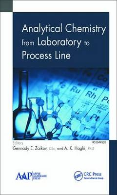 Analytical Chemistry from Laboratory to Process Line (Hardback)