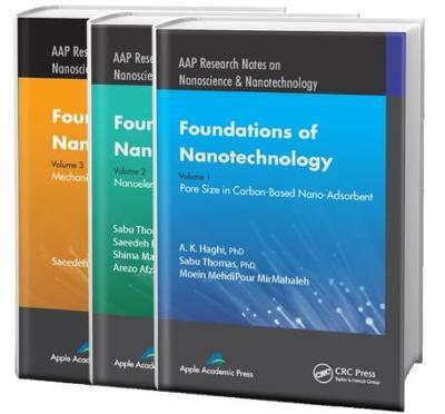 Foundations of Nanotechnology - Three Volume Set (Hardback)