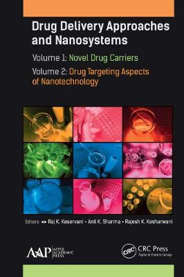 Drug Delivery Approaches and Nanosystems, Two-Volume Set (Hardback)