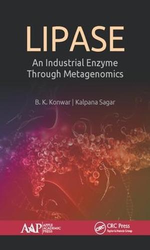 Lipase: An Industrial Enzyme Through Metagenomics (Hardback)