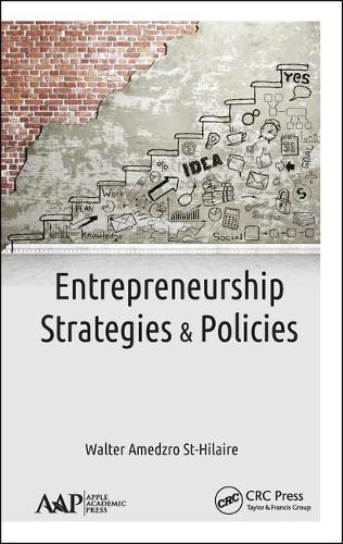 Entrepreneurship: Strategies and Policies (Hardback)