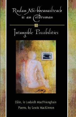 Rudan Mi-Bheanailteach Is an Cothroman, Dain: Intangible Possibilities, Poems (Paperback)