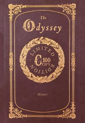 The Odyssey (100 Copy Limited Edition) (Hardback)