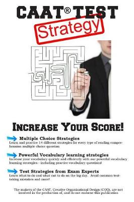 Caat Test Strategy: Winning Multiple Choice Strategies for the Canadian Adult Achievement Test (Paperback)