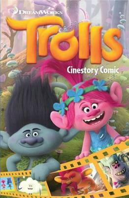 Dreamworks Trolls Cinestory Comic (Paperback)