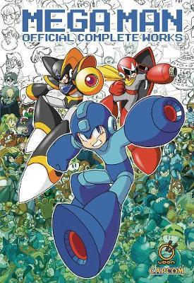 Mega Man: Official Complete Works (Hardback)