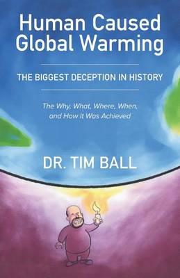 Human Caused Global Warming (Paperback)