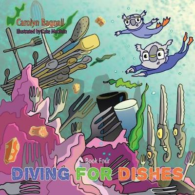 Diving for Dishes - Australian Kitchen Cleaning Adventures 4 (Paperback)
