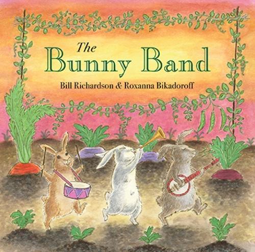 The Bunny Band (Hardback)