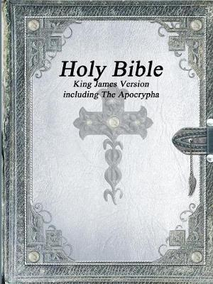 Holy Bible King James Version with the Apocrypha (Paperback)