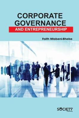 Corporate Governance and Entrepreneurship (Hardback)