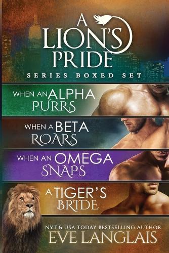 A Lion's Pride: Books 1-4 (Paperback)