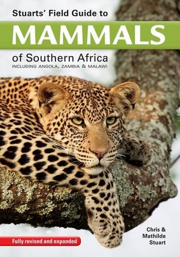 Stuart's field guide to mammals of southern Africa: Including Angola, Zambia & Malawi (Paperback)