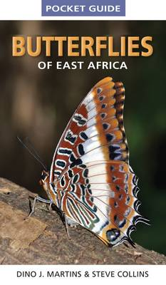 Pocket guide butterflies of East Africa (Paperback)