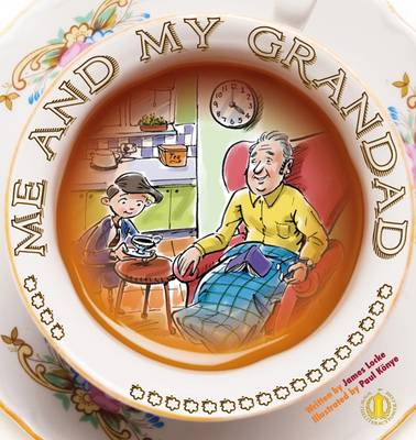 Me and My Grandad - The Literacy Tower (Paperback)