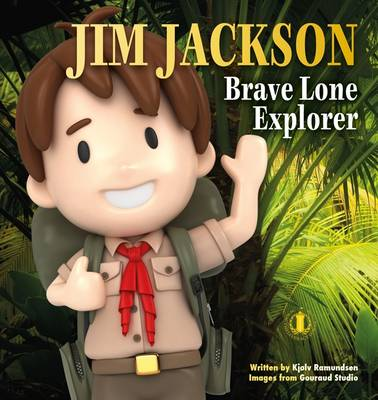 Jim Jackson Brave Explorer - The Literacy Tower (Paperback)