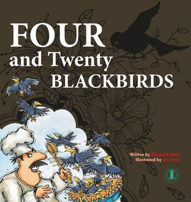 Four and Twenty Blackbirds - The Literacy Tower (Paperback)